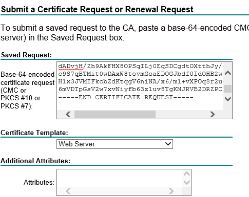 Vmware workspace 21 installing certificates follow the usual steps to request a certificate request advanced request and select the webserver as the template yadclub Image collections