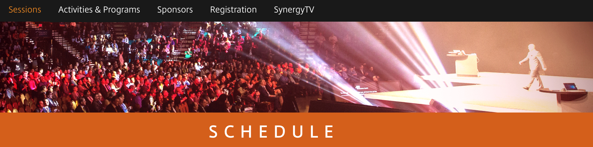 Citrix Synergy Sessions